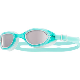 TYR Special Ops 2.0 Goggles Women Polarized Silver/Mint